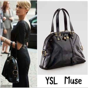 ‼️PRICE DROP‼️YSL Muse medium handbag